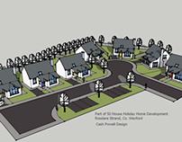 Part of 50 unit Hoilday Home Development, Rosslare