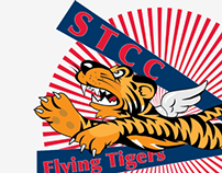 Flying Tigers Mascot