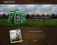 Pennington Grass Seed Website