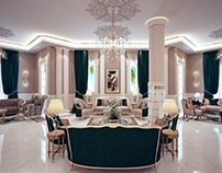 A neoclassical duplex reception