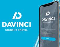 Davinci Student Portal