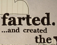 She Farted And Created The World