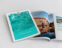 Jackson Stops & Staff Brochure Design
