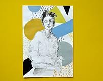 Yellow Illustration