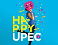 Happy Upec Poster