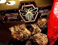 Viaje Honey & Hand Grenades Cigar Packaging