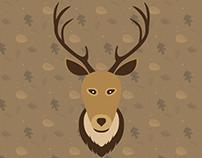 INFOGRAPHIC - Deer