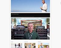Bobby Dodge's Portfolio Site