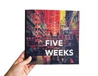 Five Weeks Booklet