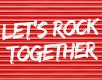 Let's Rock Together - 18CIF