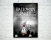 Halloween Flyer Templates