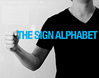 The Sign Alphabet (Motion Graphic)