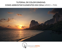 (Gumroad Video) Tutorial de Color Grading.