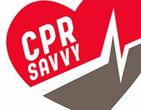 CPR Savvy Logo Concepts