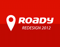 Roady Redesign 2012