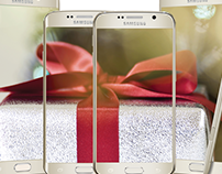 Samsung Mobile: Gifts of the Season Promo
