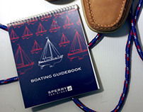 Sperry Promotional Shoebox