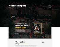 Flamingo Based Web Template