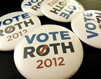 Vote Roth 2012 Campaign