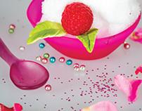 Branding - Spun Fairy Floss