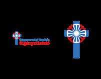 Magyarországi Baptista Cigánymisszió - kerék logó