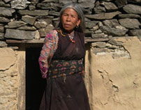 E-Portfolio: Scènes de vie au NEPAL