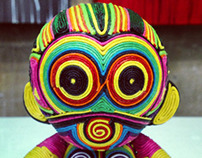 Custon Munny Ruano II - M-LON