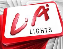 LA Lights - Multiple Logo