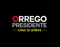 Dirección de Arte para candidatura presidencial CO