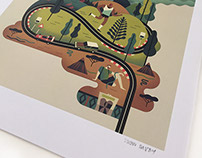 Owen Davey - Signed Prints