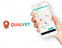 Qualvet | Landing Page