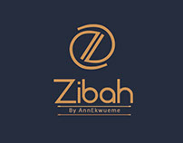 ZIBAH Logo Design Samples