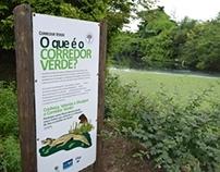 CORREDOR VERDE | Sign