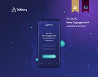 Trifinity.io — We build new engagement with Blockchain