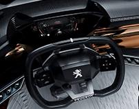 Peugeot Fractal  2015