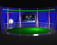 Sports News Studio
