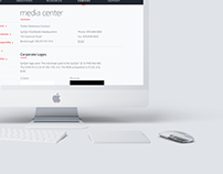 Inner pages web design