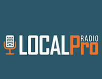 LOCALPro RADIO- Logo