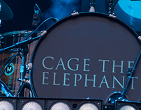 Cage The Elephant Lollapalooza 2017