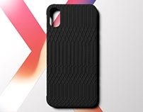 iPhone X 3D Printed Cases