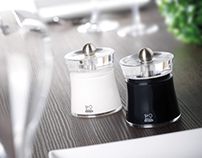 Salt and pepper mills Bali, PEUGEOT saveurs -2012-