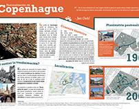 Paisaje Urbano - Peatonalización de Copenhague