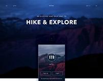 Miles - Hike & Explore