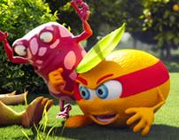 Sauvez le monde des fruits avec Fruzzy