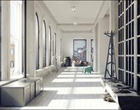3d visualization / interior design / old&new2