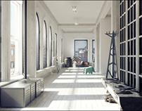 3d visualization / interior design / old&new2