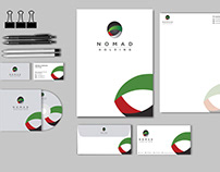 NOMAD HOLDINGS BRANDING AND DESIGNING