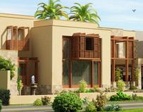 Mr. Salahuddin's Residence Exterior