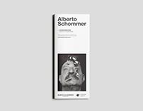 """Exposición """"Alberto Schommer ...hacia la modernidad"""""""