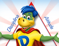 Super Dino, customer: Danone